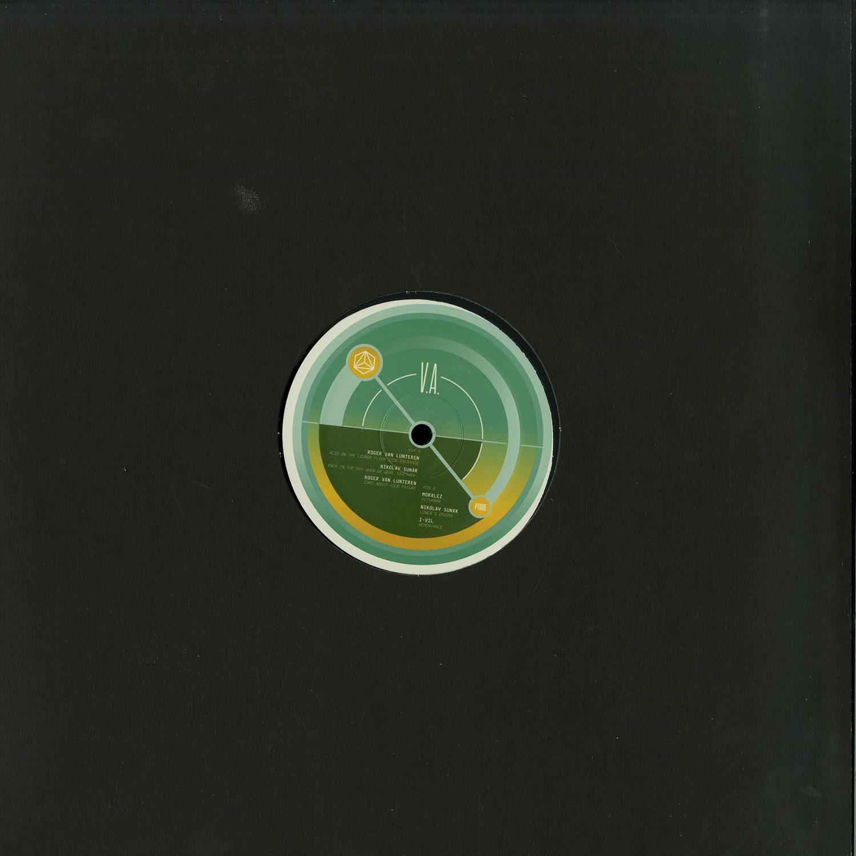 Various Artists - POLYBIUS TRAX 10 EP