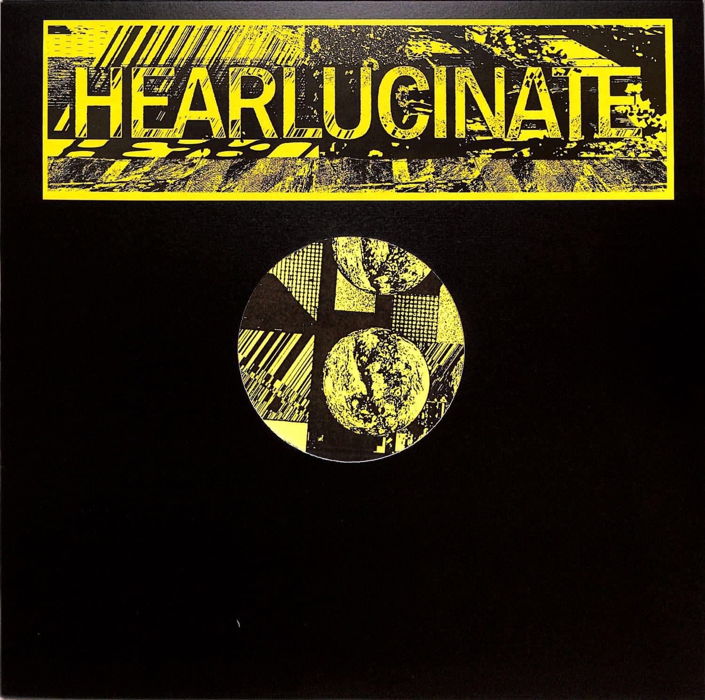 Ron Obvious / Tristan Da Cunha / Freakenstein - HEARLUCINATE 002