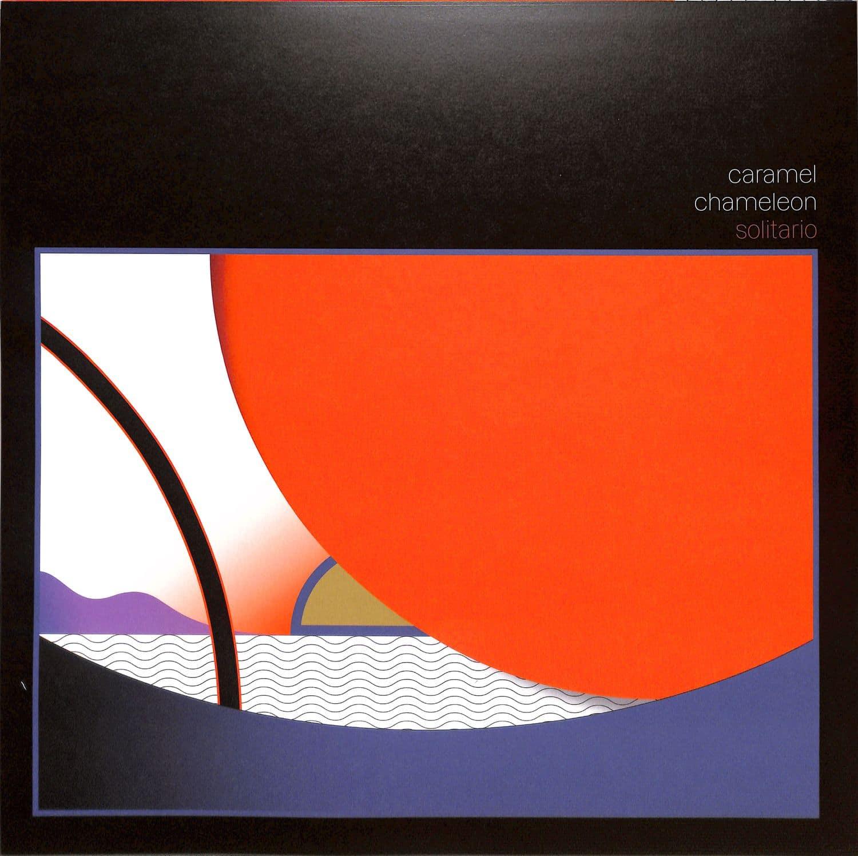 Caramel Chameleon - SOLITARIO EP