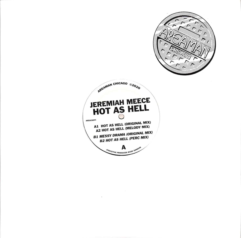 Jeremiah Meece - HOT AS HEEL EP
