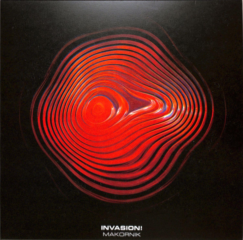 Makornik - INVASION! EP