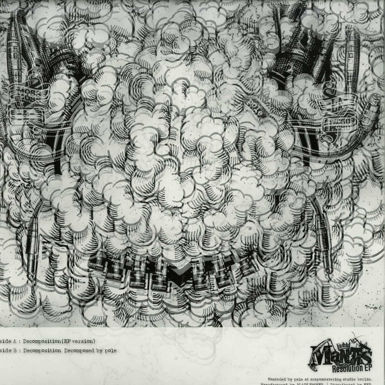 Mantis - RESOLUTION EP