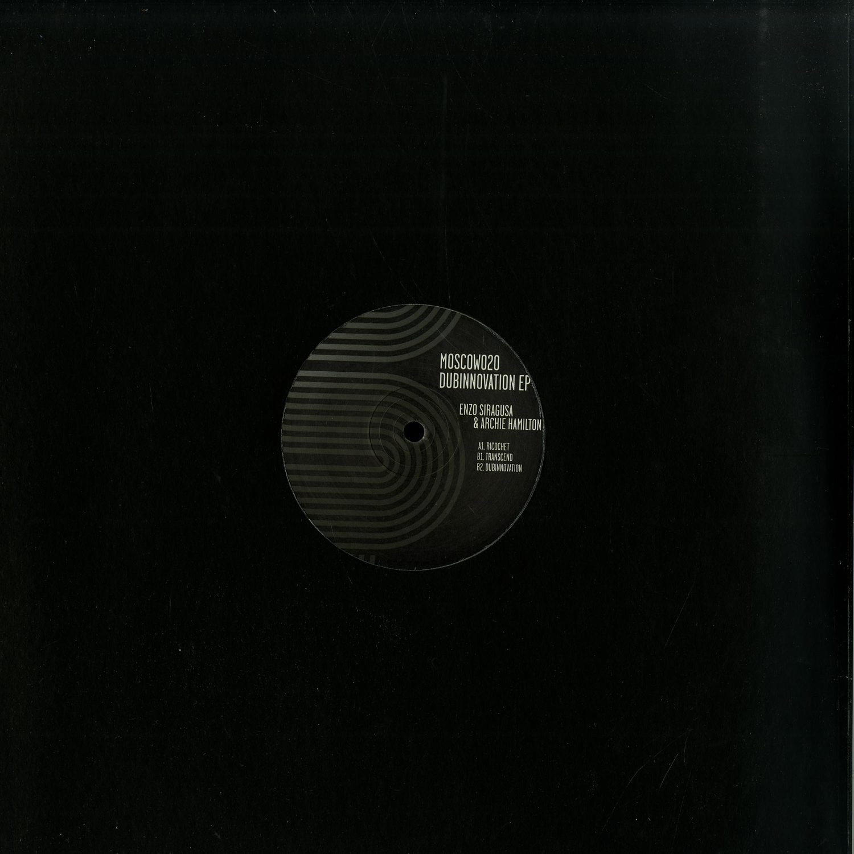 Enzo Siragusa & Archie Hamilton - DUBINNOVATION EP