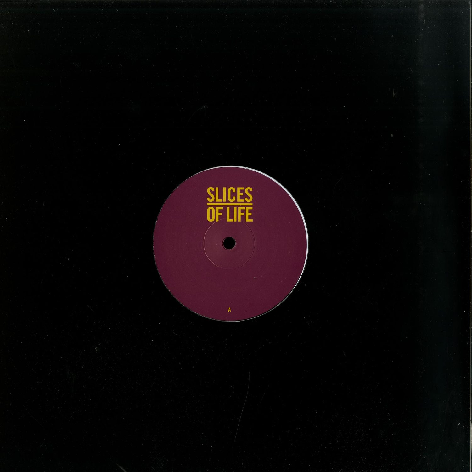 Cab Drivers / Oscar Schubaq / DJ Deep - SLICES OF LIFE 10.2