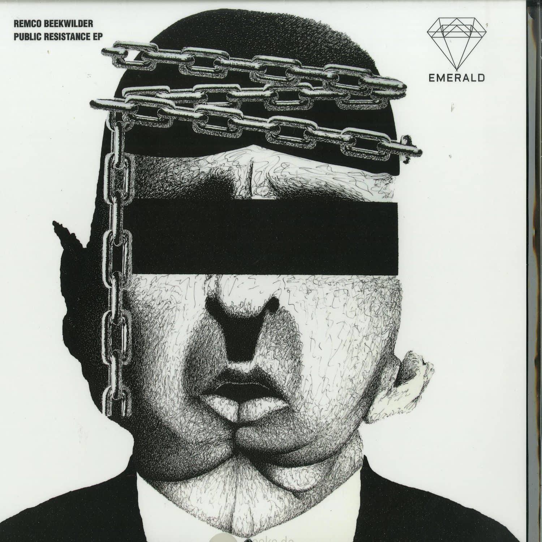 Remco Beekwilder - PUBLIC RESISTANCE EP