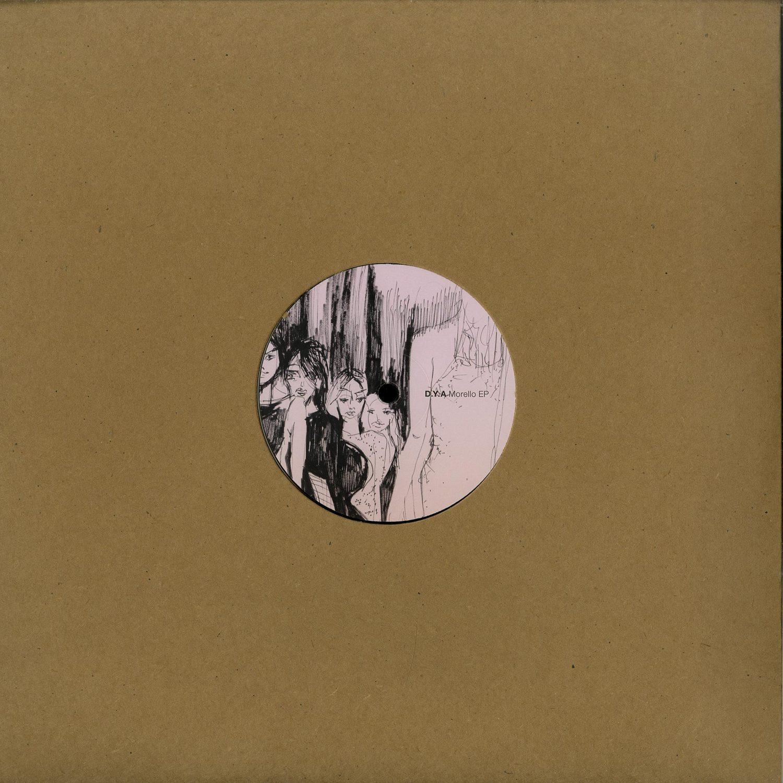 D.Y.A - MORELLO EP