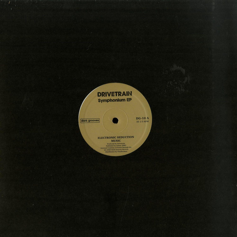 Drivetrain - SYMPHONIUM EP