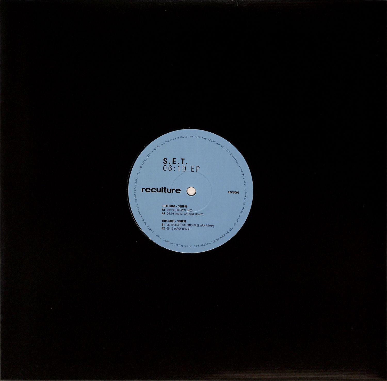 S.E.T. - 06:19 EP