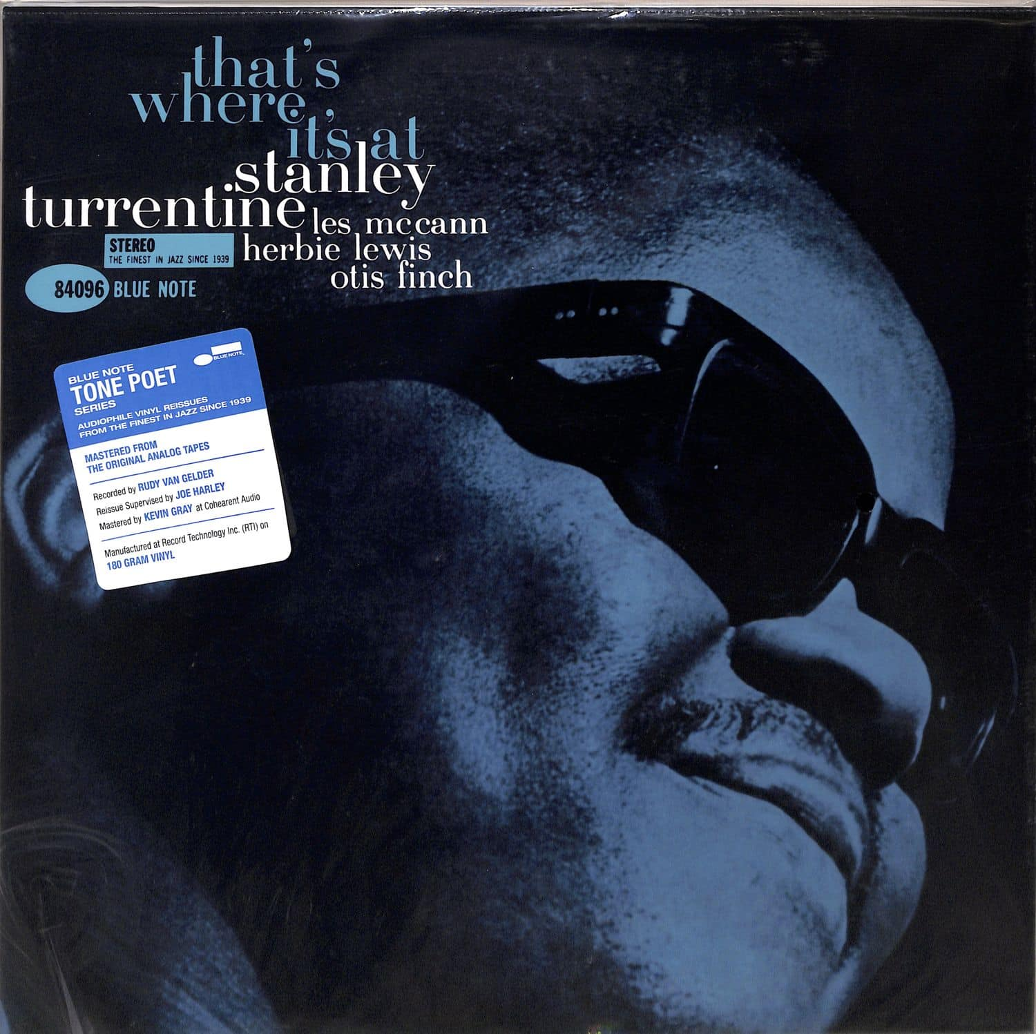 Stanley Turrentine - THATS WHERE ITS AT