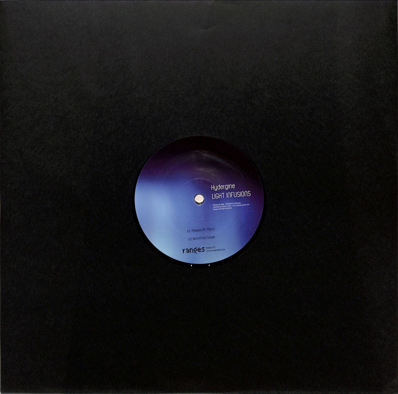 Hydergine - LIGHT INFUSION EP 2