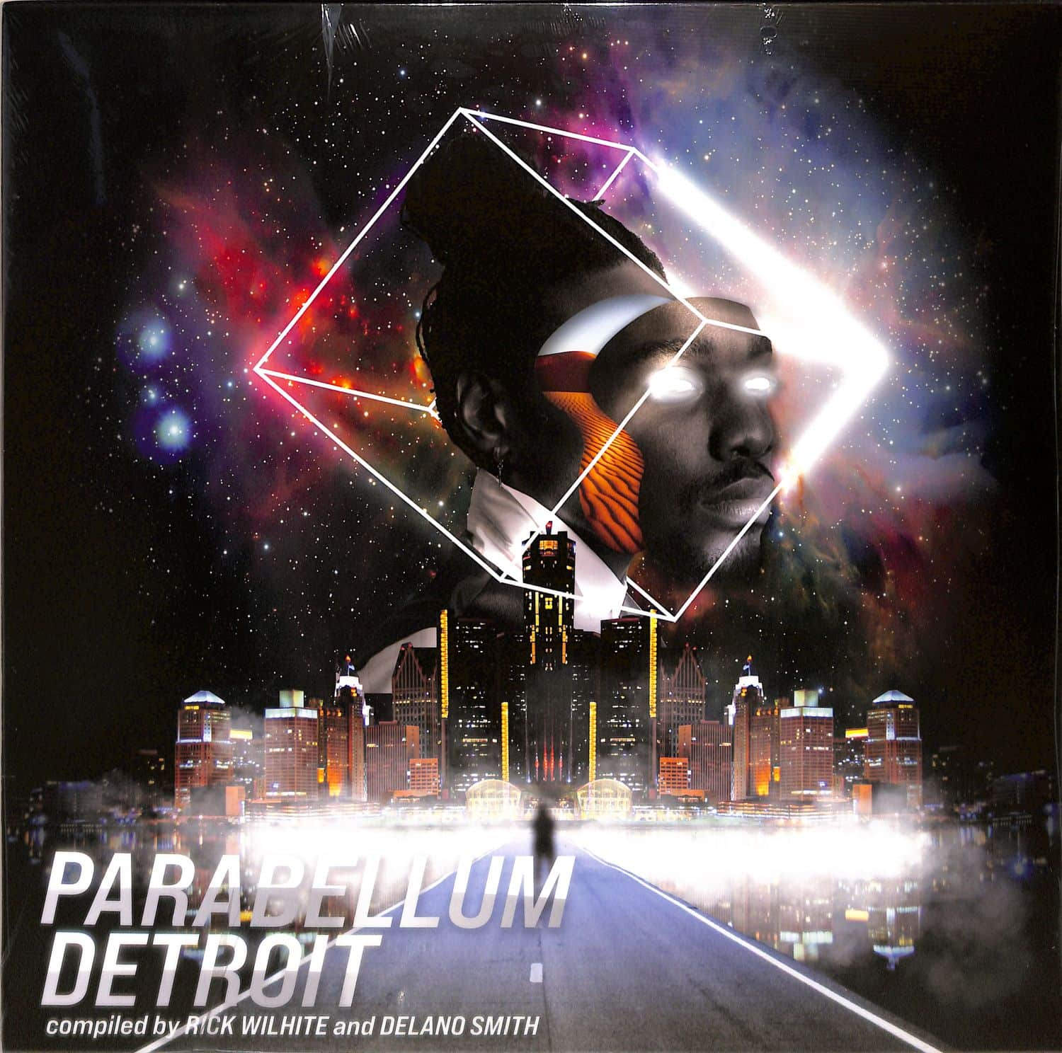 V/A  - PARABELLUM DETROIT, COMPILED BY RICK WILHITE & DELANO SMITH
