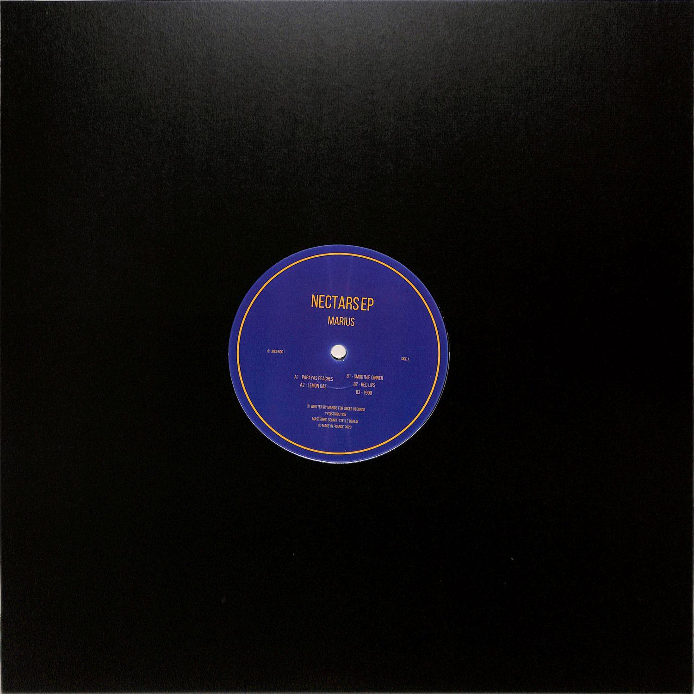 Marius - NECTARS EP