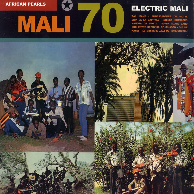 African Pearls - ELECTRIC MALI 70