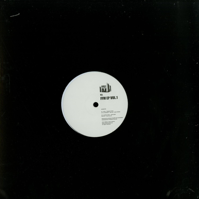 Various Artists - FFM EP VOL. 1