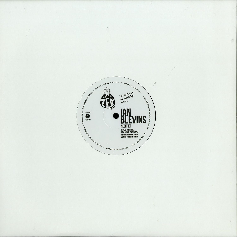 Ian Blevins - NEXT EP
