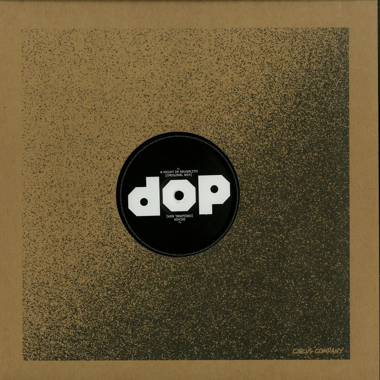 doP - A NIGHT IN SAUSALITO EP