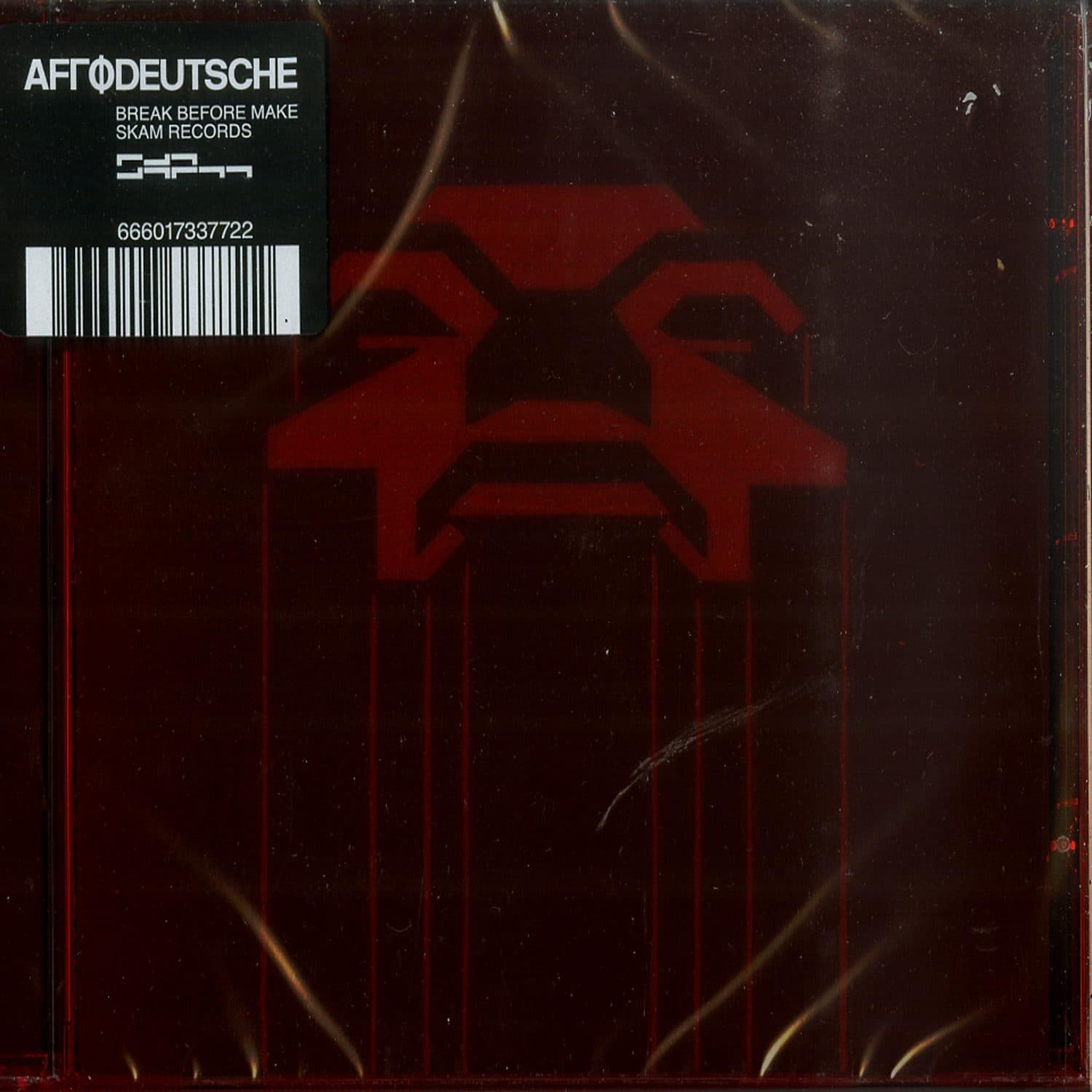 Afrodeutsche - BREAK BEFORE MAKE