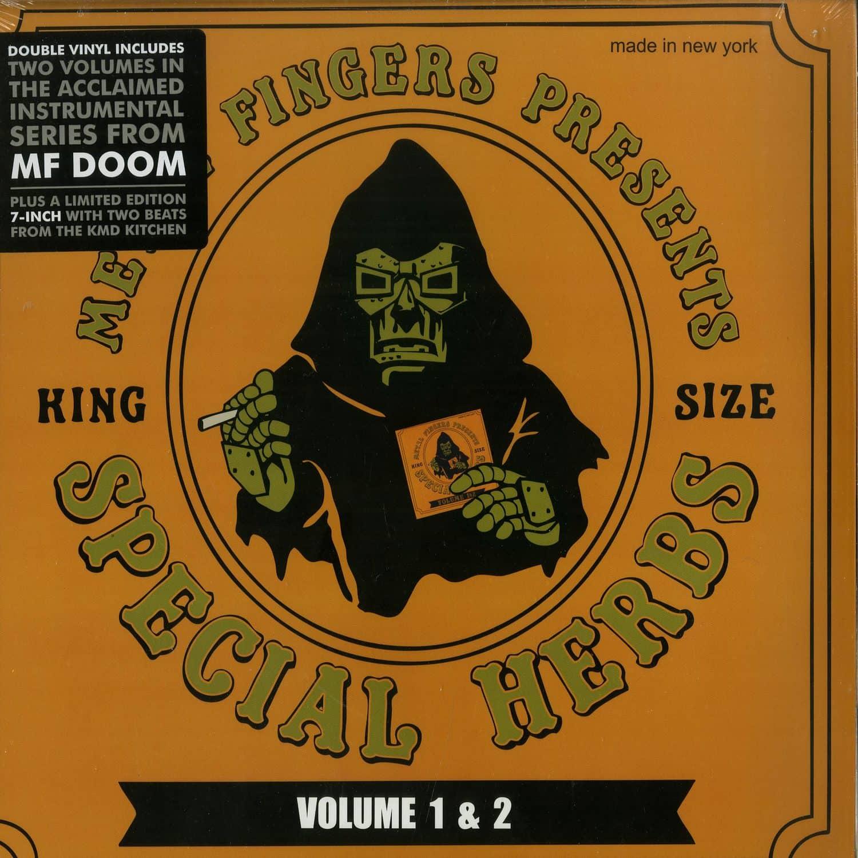 MF Doom - SPECIAL HERBS VOL.1 & 2