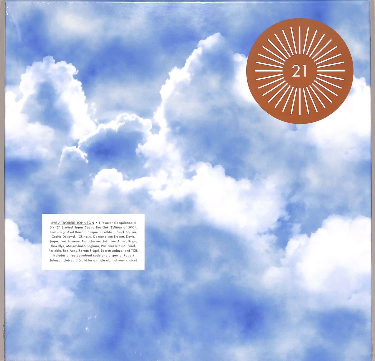 Various Artists - LIFESAVER 4 COMPILATION - 21 - DEDICATED TO ANDREW WEATHERALL