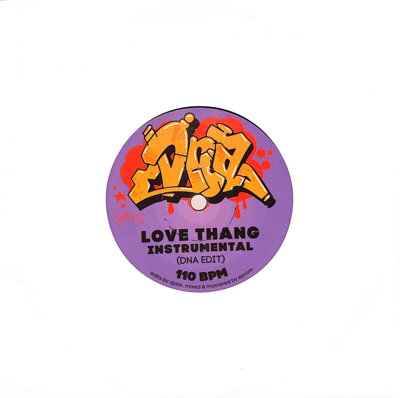 DJ DSK - DNA EDITS INSTRUMENTALS VOL. 1