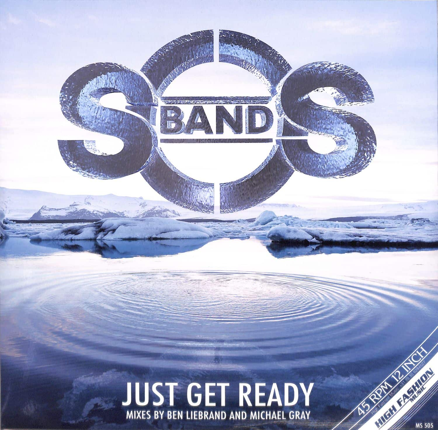 The SOS Band - JUST GET READY