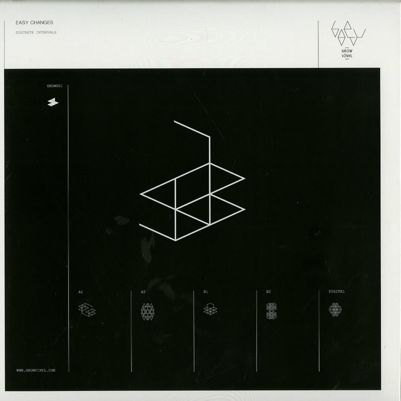 Easy Changes - DISCRETE INTERVALS EP