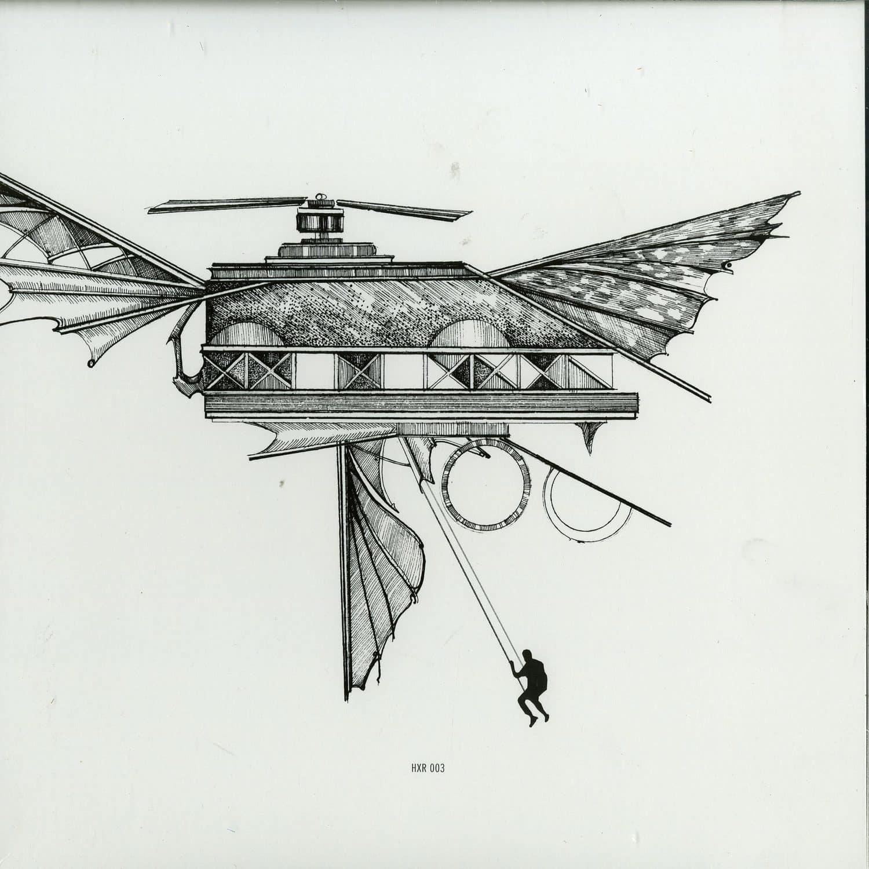 Zefzeed / Cosmjn & Lizz / Direkt - HXR 003
