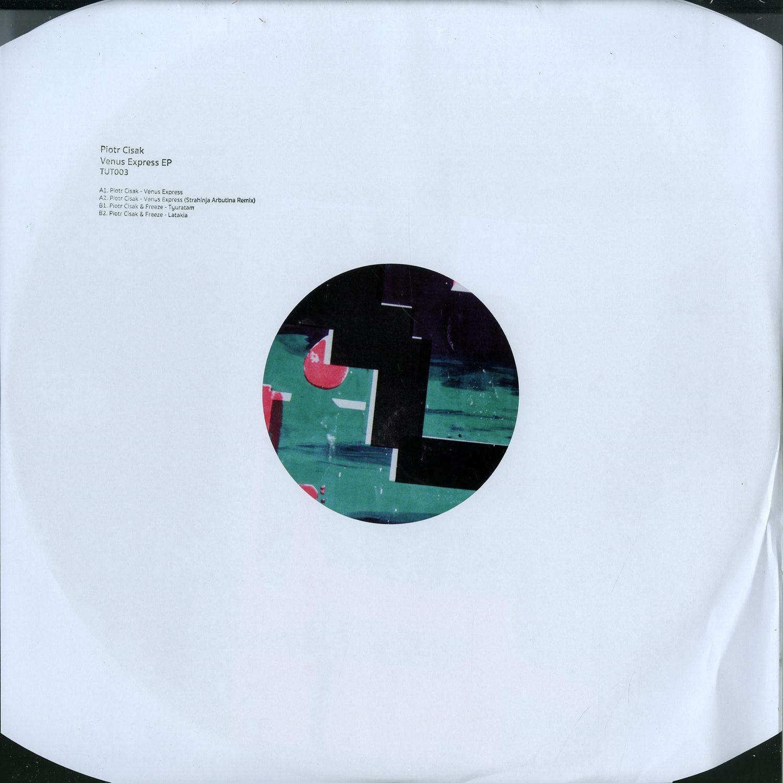 Piotr Cisak - VENUS EXPRESS EP