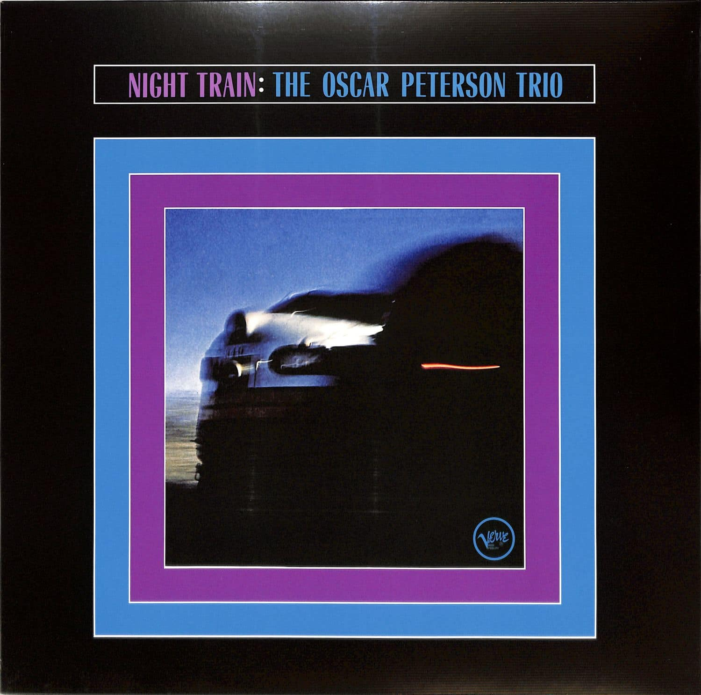 Oscar Peterson - NIGHT TRAIN