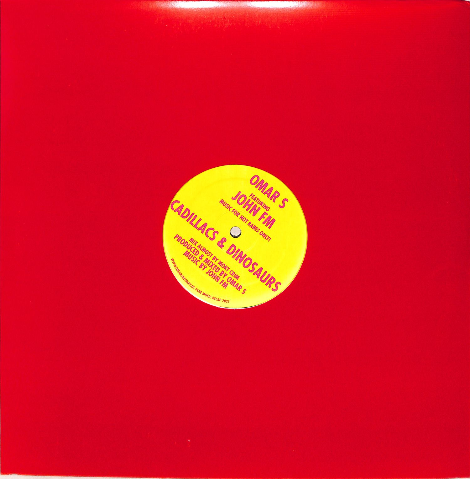 Omar S ft John FM - MUSIC FOR HOT BABES ONLY!