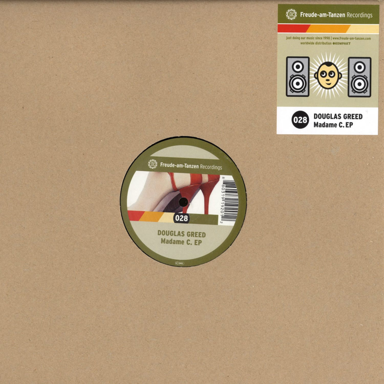 Douglas Greed - MADAME C EP