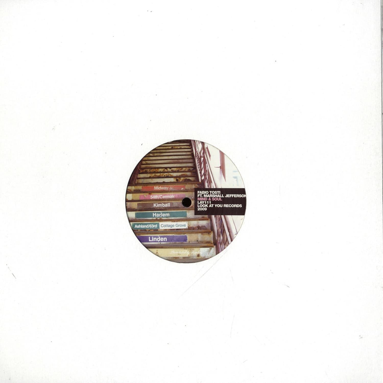 Fabio Tosti Feat Marshall Jefferson - MIND AND SOUL