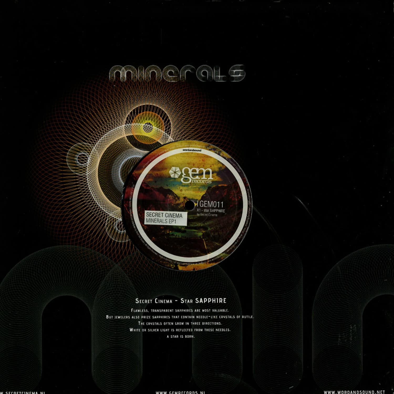 Secret Cinema - MINERALS EP 1/3