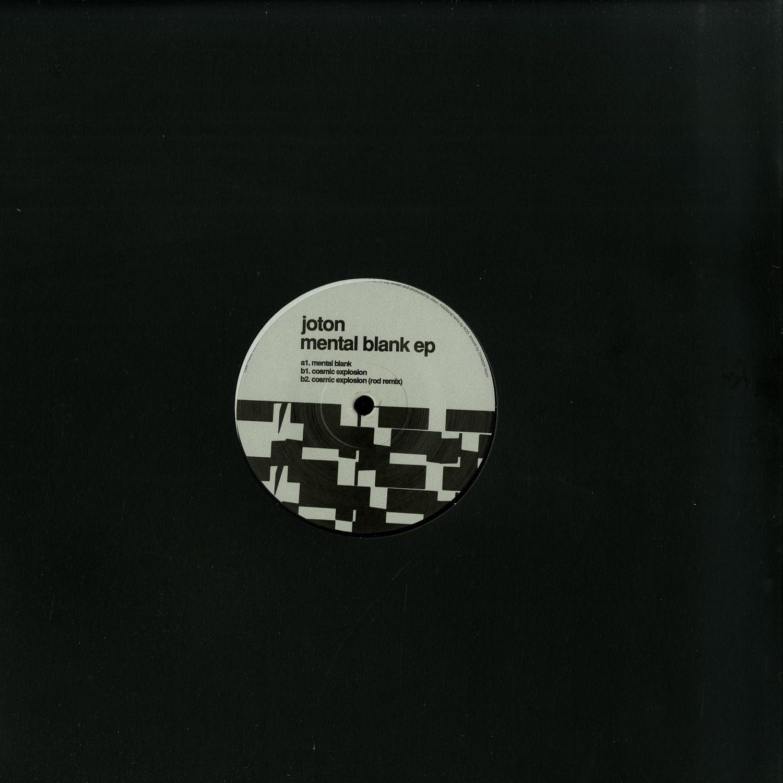 Joton - MENTAL BLANK EP