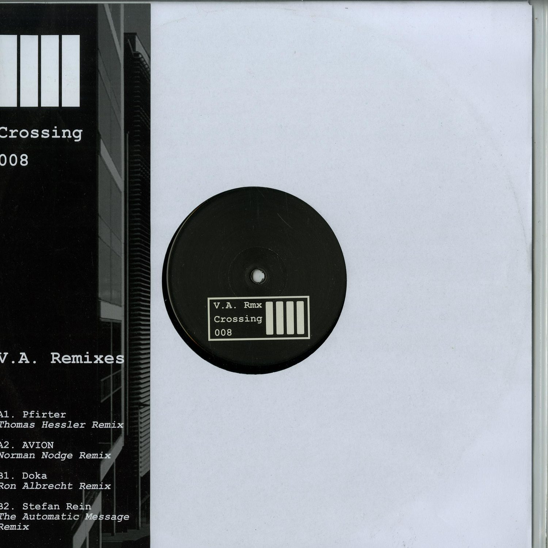 Various Artists - CROSSING 008