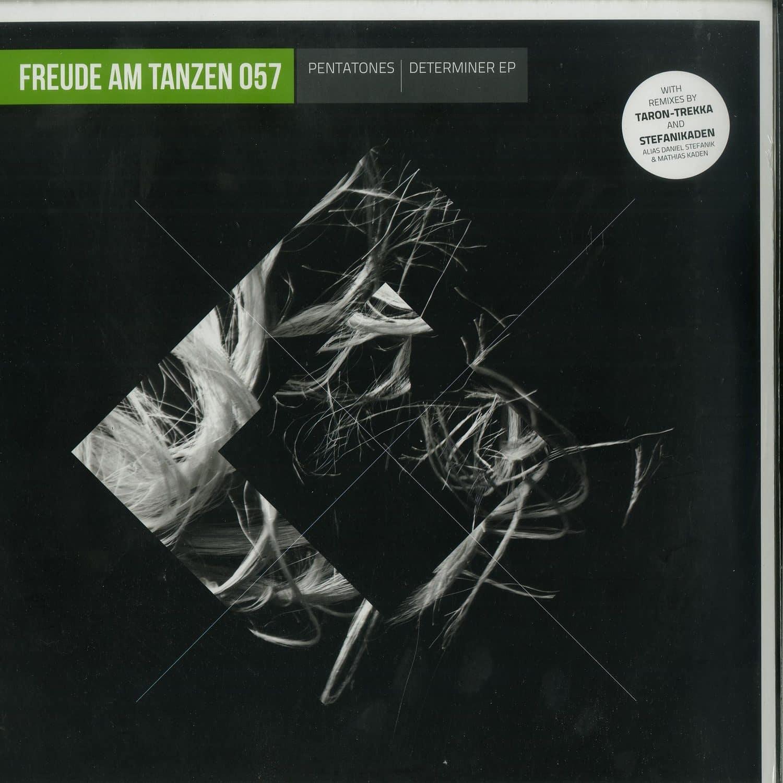 Pentatones / Marek Hemmann - DETERMINER EP / CHAMELEON EP