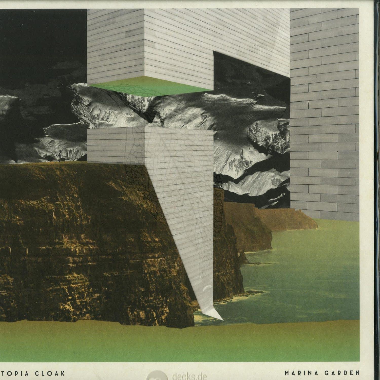 Utopia Cloak - MARINA GARDEN