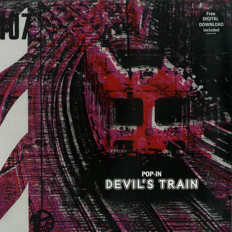 Jacky Giordano - POP IN... DEVILS TRAIN