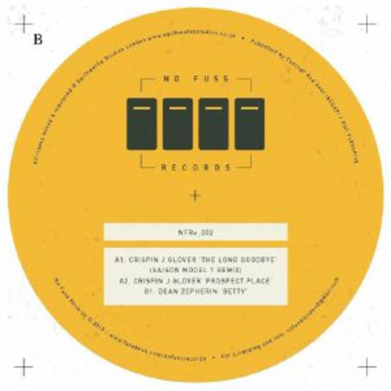 Crispin Glover / Dean Zepherin - NFRV 002
