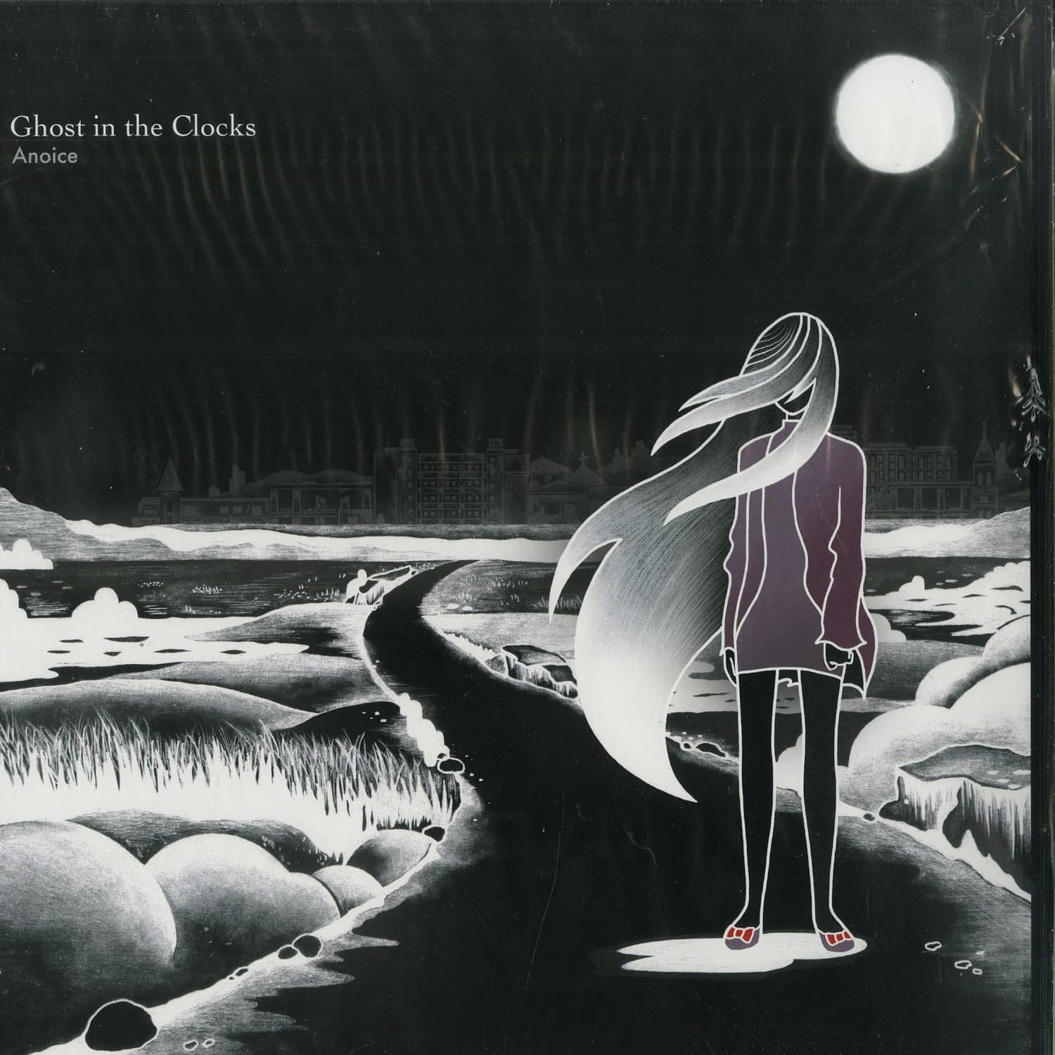 Anoice - GHOST IN THE CLOCKS