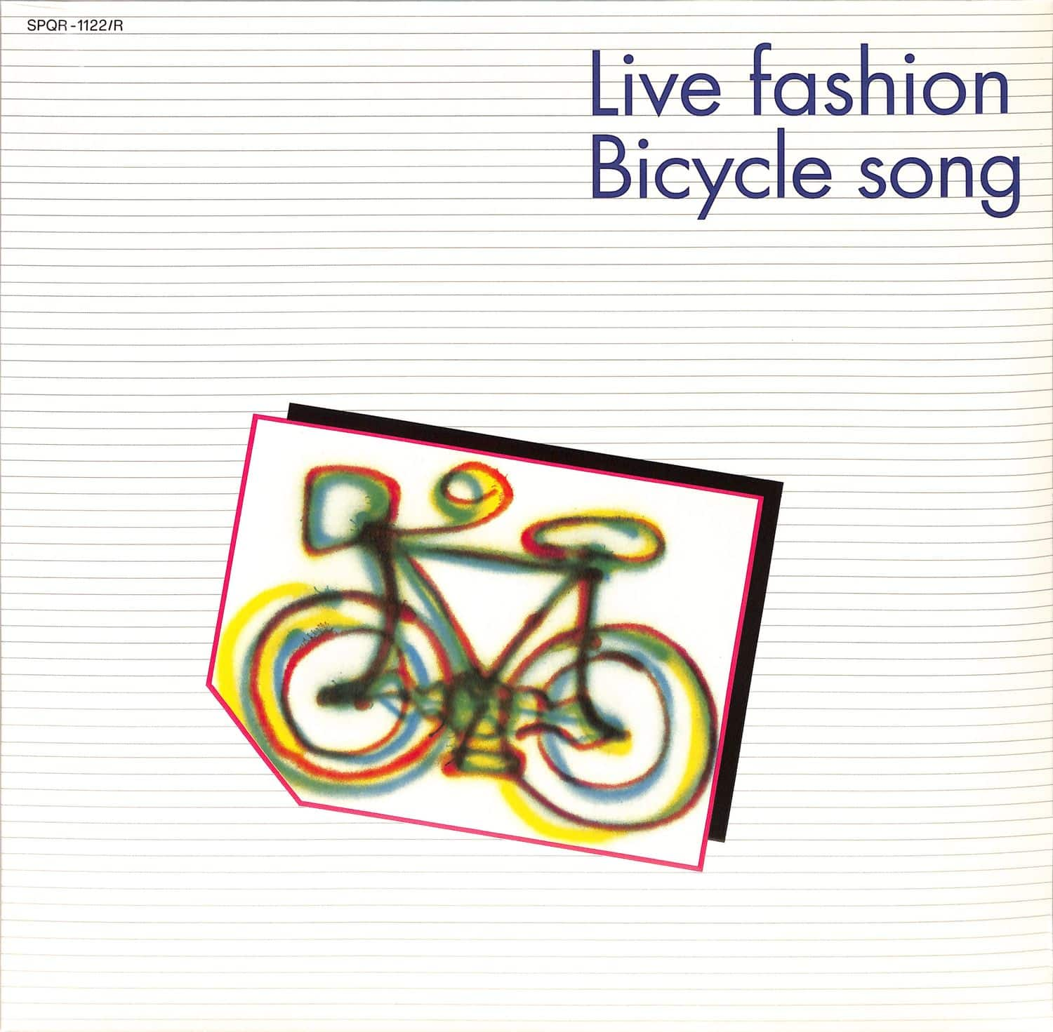 Live Fashion - BICYCLE SONG