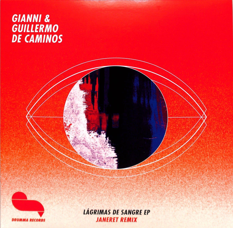 Gianni & Guillermo De Caminos - LAGRIMAS DE SANGRE EP
