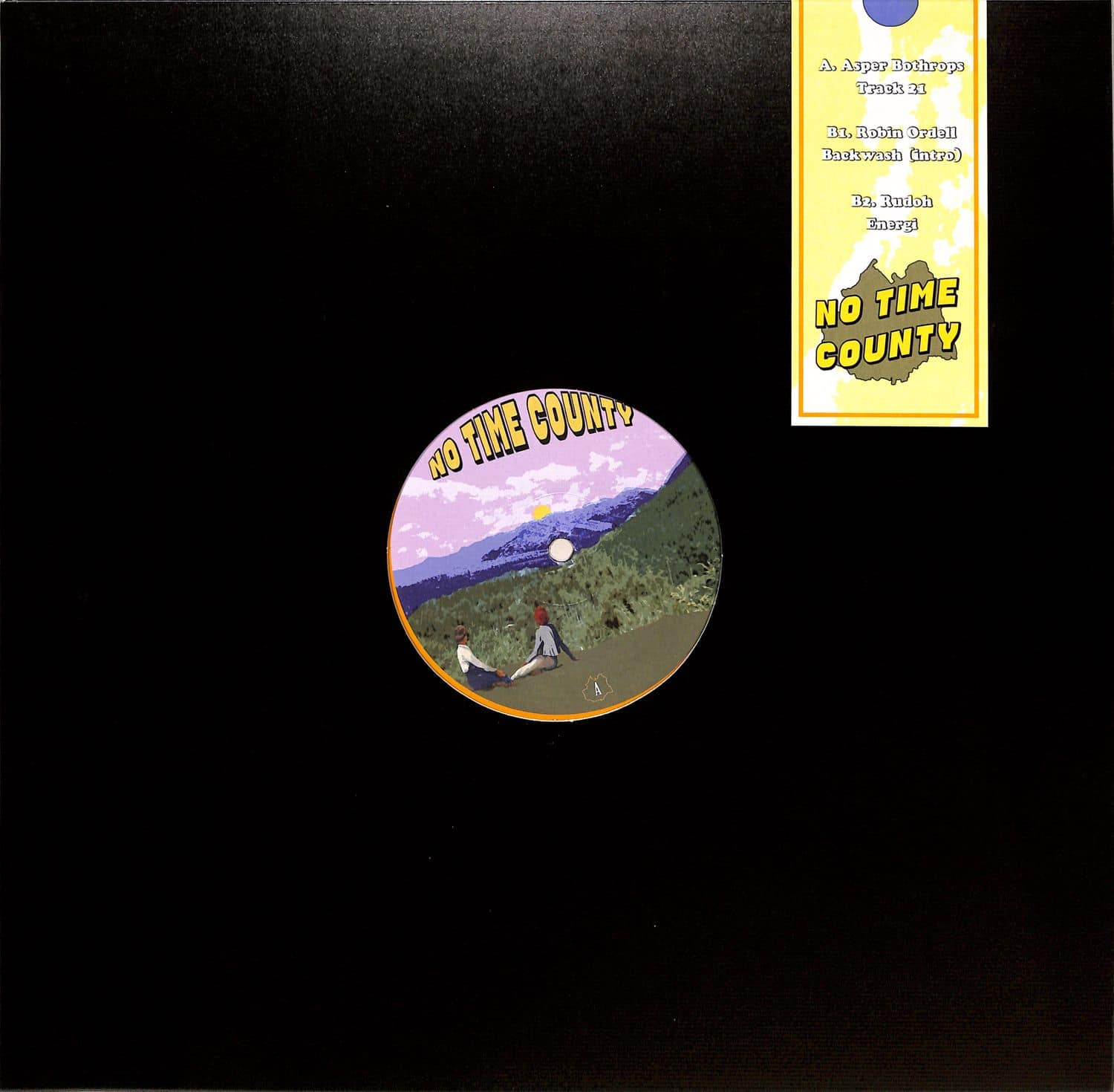 Various Artists - NO TIME COUNTY 001