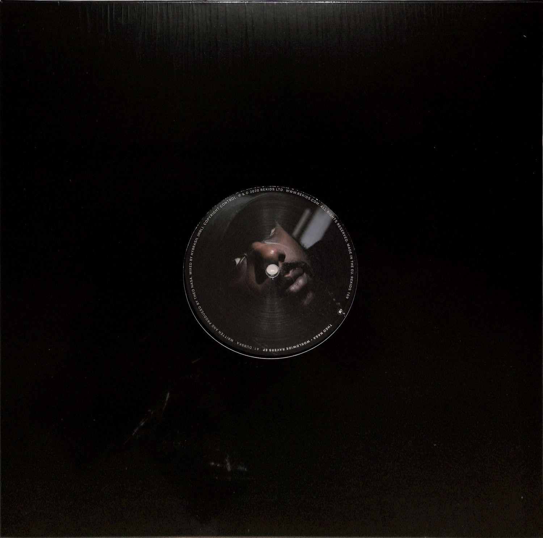 Theo Nasa - WORLDWIDE RAVERS EP