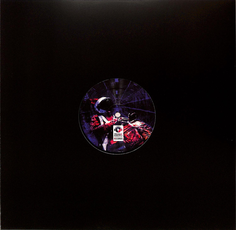Serge Geyzel / johnfaustus - THE RETURN OF THE SPACE GATE