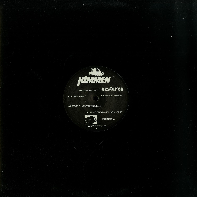 Nimmen Bastards - AFTEREIGHT EP