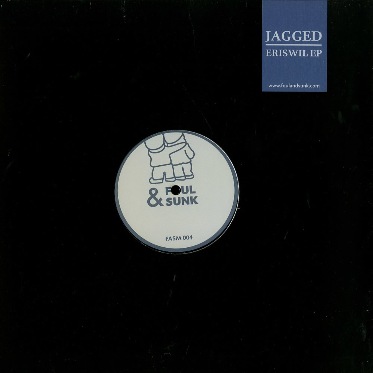 Jagged - ERISWIL EP