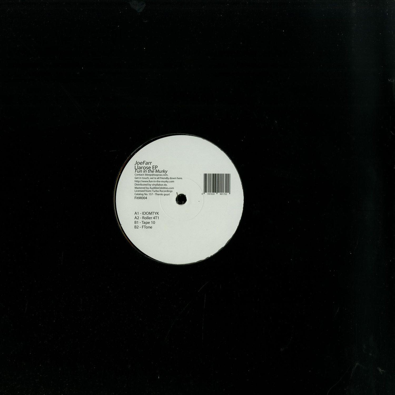 Joefarr - LLAROSE EP