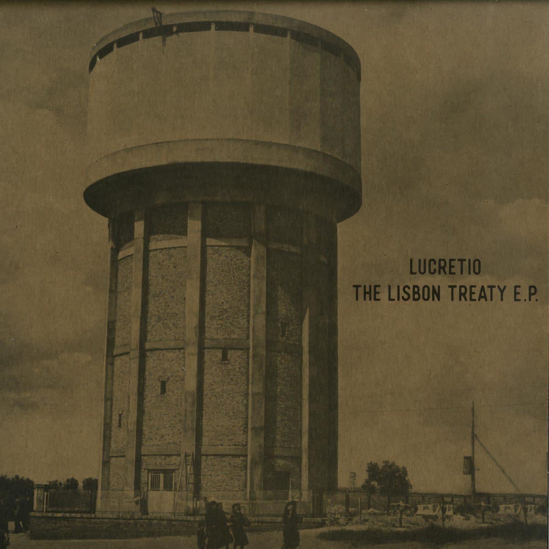 Lucretio - THE LISBON TREATY EP