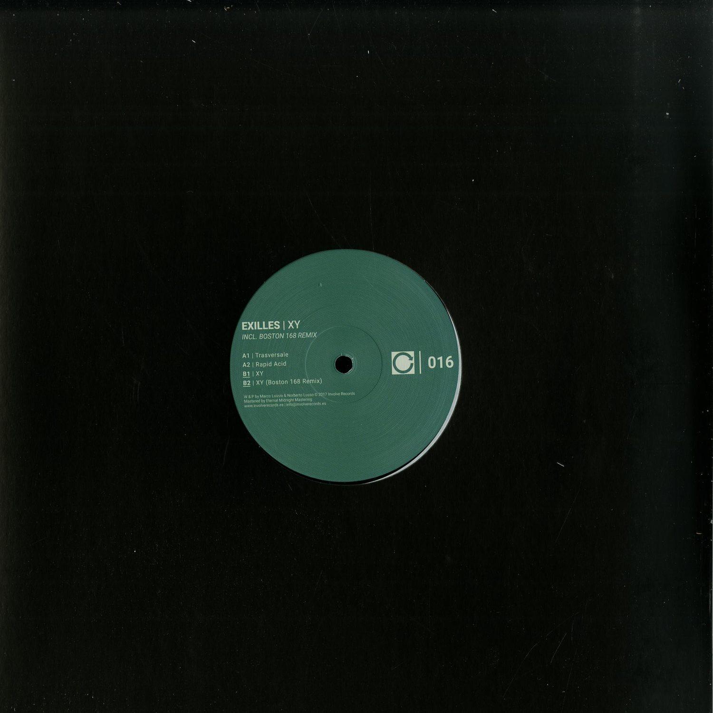 Exilles - XY EP